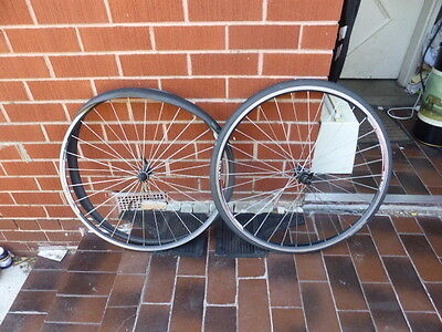 Alex AKX R1.0 A-Class  Road Bike Rims 700c front rear whelset