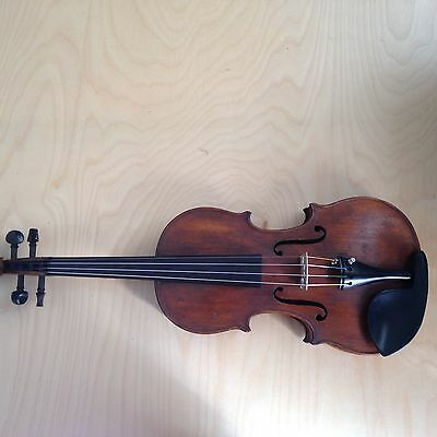 Antique E. Martin Sachsen, Vintage Violin 4/4, early 1900