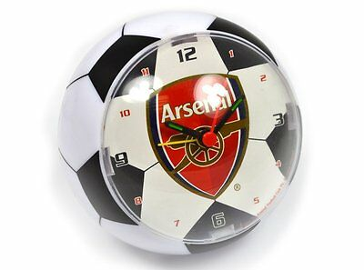 ARSENAL MAGNETIC ALARM CLOCK BRAND NEW - Ideal Football Gift