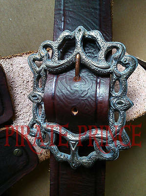 "Baldric Buckle - Captain Jack Sparrow - 2"" version"