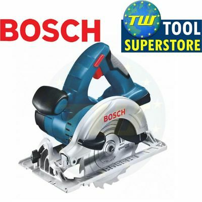 Bosch GKS18V-LI 18V Circular Saw 165mm Cordless Li-ion Body Only Bare Naked Unit