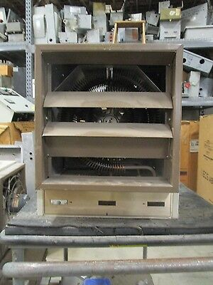 Cpe Usa48335 3Kw 3 Phase 480 Volt Electric Unit Heater