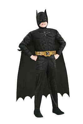 Batman Deluxe Muscle Chest Costume Child