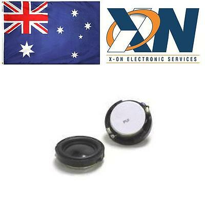 2pcs AS01808MR-R - PUI Audio - Speakers and Transducers 1W 8 OHM 80DBA 450HZ MY