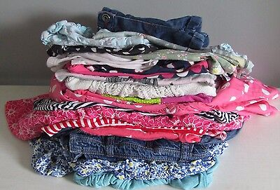 bundle of girls clothes age 18-24 months Great condition