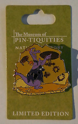 Disney Pin The Museum of Pin-tiquities Celebration 2009 Figment Cave Drawing LE