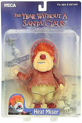 """Year Without A Santa Claus 7"""" Action Figure: Heat Miser"""
