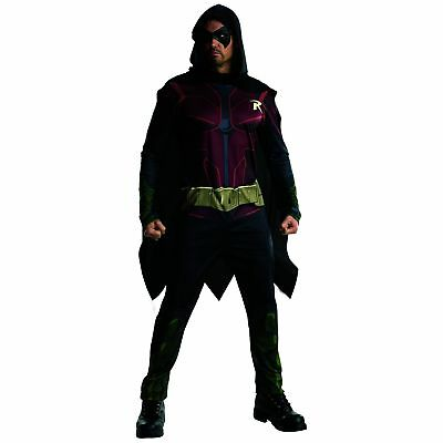 Arkham Franchise Batman Robin Adult Costume