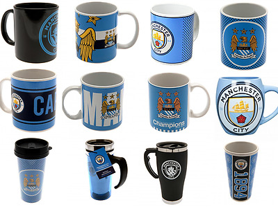 Manchester City Jumbo Mug Travel Mug Latte Tea Tub Cappu Christmas Birthday Gift