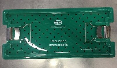 Stryker Plating Systems Basic Fragment Set - Reduction Instruments 901670 901690