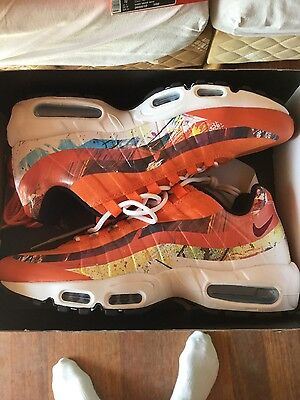 Chaussures Nike air max 95 Albion taille 44 / 10 US