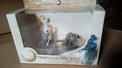 Rare OOP Confrontation 4 - Temple of the West - Tarkyn and Melkion
