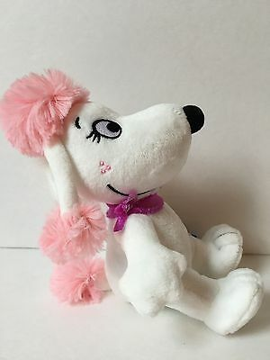 THE PEANUTS MOVIE FIFI Plush Bean Doll Snoopy girlfriend Japan Limited NEW