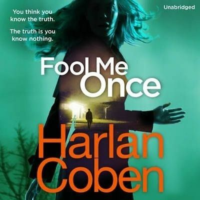 Harlan Coben--Fool Me Once--8 Cd Audio Book  Brand  New Sealed