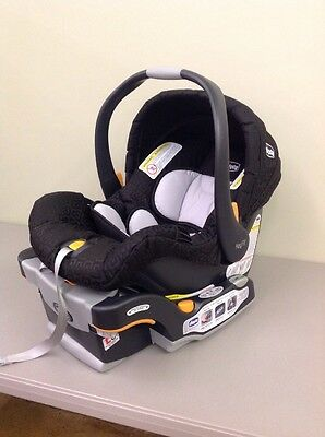 Chicco Keyfit 22 Infant Car Seat - Ombra (USED) Manual & Registration Included