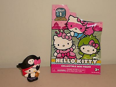 """New~Opened Hello Kitty """"pirate"""" Blind Bag 2016 Series 1 Costume Collection Figr."""