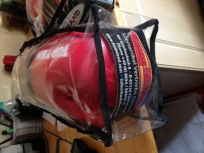 TOP TEN Kickboxing Gloves & Boots Size L Red in Colour