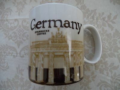 Starbucks Coffee Company GERMANY Global series mug 2017 NWT