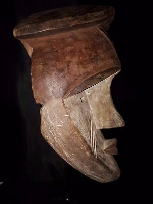 Old African Mask of Gabon The Galoa Fes-57250