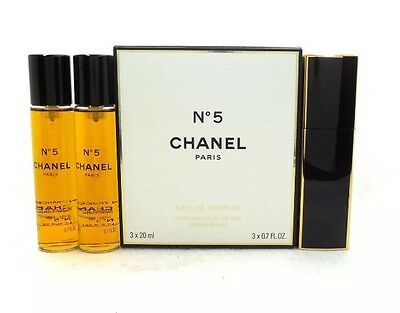 Chanel Coco Mademoiselle Twist and Spray 3 x 20ml EDT