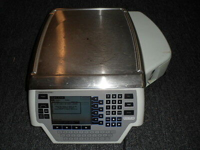 Hobart Quantum 29305 Meat Cheese Deli Scale with Printer Tested #7814