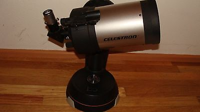 CELESTRON NEXSTAR 5i MADE IN USA MODEL GPS CAPABLE COMPUTER CAPABLE EXCELLENT