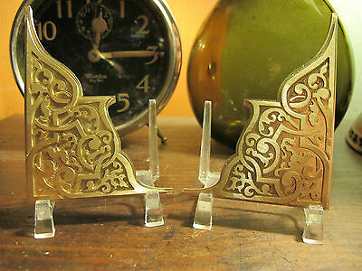 HISTORIC ORNATE CORNERS  Leather Bookbinding Finishing Stamp EMBOSSING die