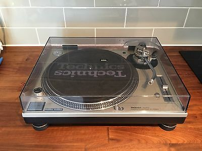 Technics SL-1200MK5 Direct Drive Turntable System Boxed Excellent Condition