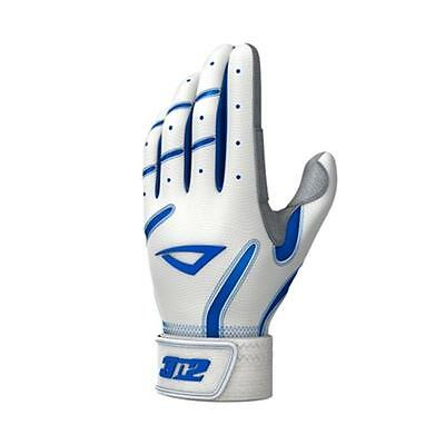3N2 3820-0602-XS Pro Vice 1 White & Royal, Extra Small