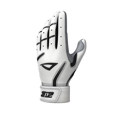 3N2 3820-0601-XS Pro Vice 1 White & Black, Extra Small