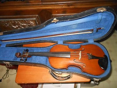 Antique 4/4 Violin German Special Copy Dominicus Montagnana