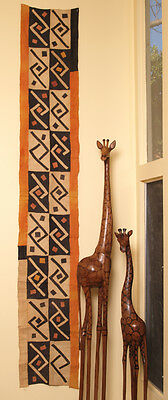Hand Carved African Giraffe (6ft)