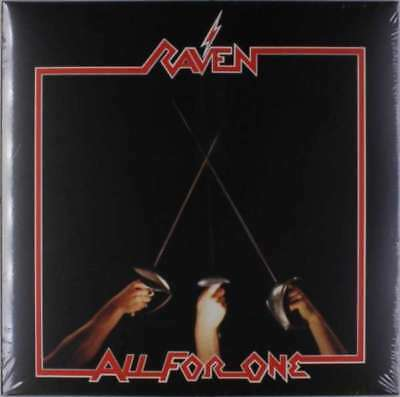 Raven - All For One NEW 2 x LP