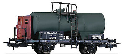 Tillig 76702 H0 - Tank Wagon The ksaechsstseb with brakeman's cab, Epoch I -