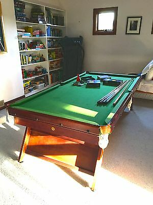 Billiard Table 8 x 4