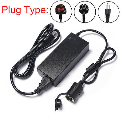 AC Home to 12V Car DC 8.3A 96W Power Supply Adapter Converter Lighter Socket New