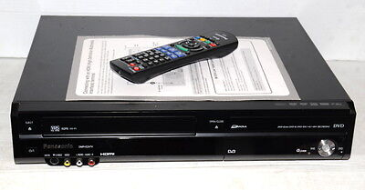 Panasonic Dmr-Ez47V Combo Vcr Dvd Hdmi Player @rs6