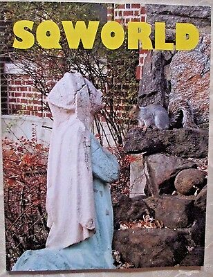 Sqworld 2015 Limited Edition Of 125 Squirrel Art Book