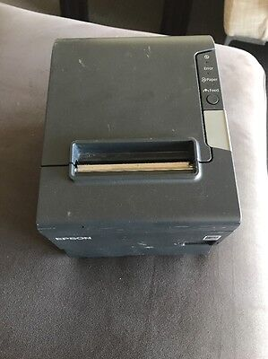 Epson TM-T88V  (POS)  USB  /Serial  Thermal Receipt Printer (Model M244A)