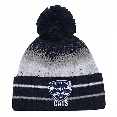Geelong Cats Official AFL Youth Supporter Beanie