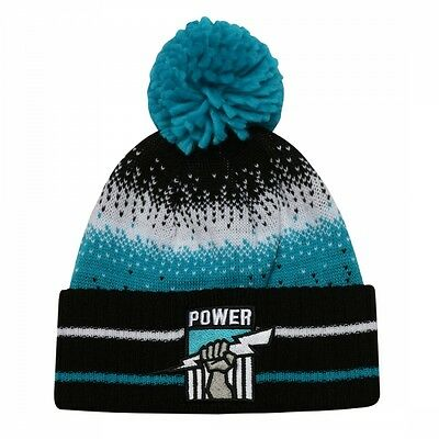 Port Adelaide Power Official AFL Youth Supporter Beanie