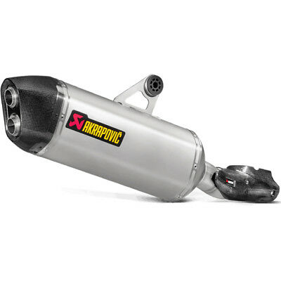 Akrapovic NEW BMW R1200GS 2013-2016 Titanium Slip-On Motorcycle Muffler Exhaust