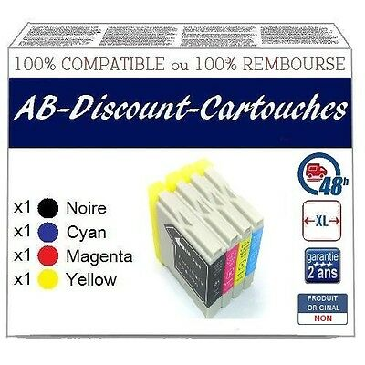 B1000 Cartouches !!NON OEM !! compatibles avec BROTHER DCP150C V2