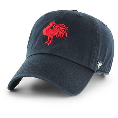 Sydney City Roosters NRL Supporters Hat, Dad Cap 47 Brand Baseball Cap