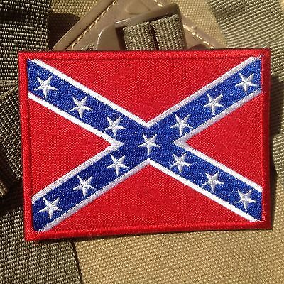 War Flag USA 3D ARMY U.S. MORALE BADGE TACTICAL EMBROIDERED HOOK LOOP PATCH -02