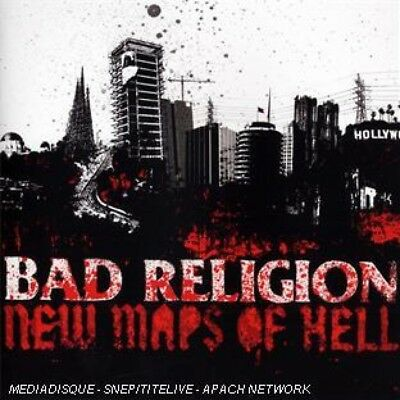 Bad Religion - New Maps Of Hell NEW CD