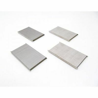 Metal Base Plates 4 Units  1:50 Scale by YCC603-4