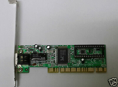 Surecom EP-320X-R 10/100 PCI LAN Network Ethernet Adapter Card