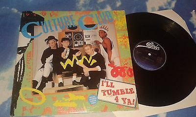 "Culture Club ‎– I'll Tumble 4 Ya (Special Ext Vers Remix) Usa 12"" Boy George"