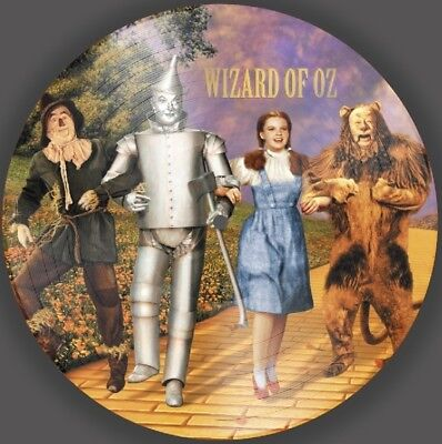 The Wizard Of Oz limited edition vinyl LP picture disc NEW/SEALED